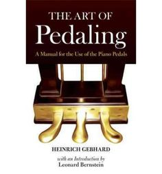 Written by a renowned musician who served as a mentor to Leonard Bernstein, this classic guide explains pedaling's most important uses and assists in the development of instincts for musical and artistic pedaling.