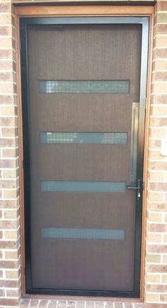 At AAA Security Doors We offer the combination of quality products fast and knowledgeable & AAA Security Doors | Security door Doors and Front doors