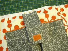 Sew Much Ado Diaper Bag à la Thread Riding Hood - Step 10