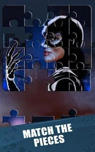 Superhelden Legpuzzels Spel - screenshot thumbnail
