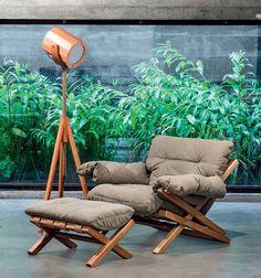 Reunimos os lançamentos das feiras de design: tem sofá, aparador, poltrona, mesa, bufê e muito mais