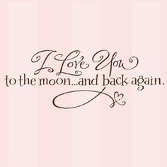i love you to the moon and back tattoo - Αναζήτηση Google