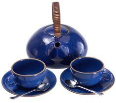 Moonstone tea set. Heath Ceramics, Breakfast Tea, Home Comforts, Best Tea, Tea Sets, Coffee Break, Rustic Design, Mug Cup, Tea Time