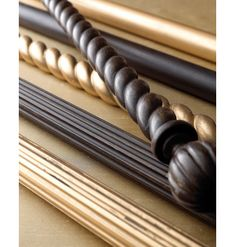 For home decoration purpose use wooden curtain rods Luxury Traditional Curtain Rods by Horchow wood curtain rods Wooden Curtain Rods, Metal Curtain, Drapery Rods, Curtain Poles, Luxury Curtains, Drapes Curtains, Traditional Curtain Rods, Window Accessories, Curtain Hardware