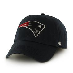 official photos 9b216 46922 New England Patriots Franchise Navy 47 Brand Hat Nfl Caps, Team S, Team Logo