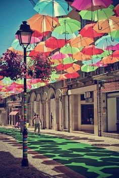 Umbrella. Where is this place?