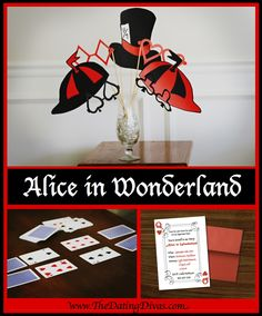 Mix up your Movie Night: Alice in Wonderland | Six Sisters' Stuff
