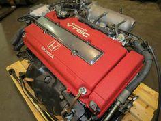 Honda B16 b series JDM motor Check the number one JDM