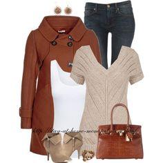 Always minus the HIGH heals. Winter Fashion Casual, Casual Fall Outfits, Mom Outfits, Fall Winter Outfits, Autumn Winter Fashion, Stylish Outfits, Work Fashion, Fashion Outfits, Fashion Sets