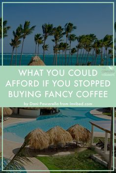 What could you afford if you skipped your daily Starbucks? How could you help your budget by skipping coffee? Are you trying to take control of your budget? Want to finally stick to your budget? Check out this post and find extra money in your daily routine! - Invibed and The Confused Millennial
