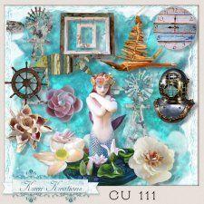 CU Vol. 111 Mix Ocean 3 by Kreen Kreations #CUdigitals cudigitals.comcu commercialdigitalscrapscrapbookgraphics #digiscrap