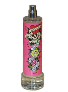 Ed Hardy Perfume by Christian Audigier..... one of my favorite summer scents :)