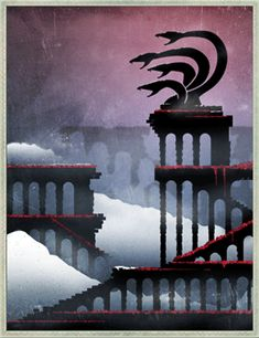 The Snow Child, Sunless Sea, Amber Sky, Galaxy Planets, Fallen London, Fictional World, The Magicians, Game Art, Mythology