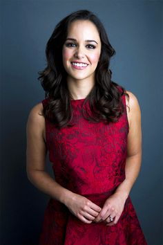 """""""Melissa Fumero photographed by Amy Sussman for AP """""""