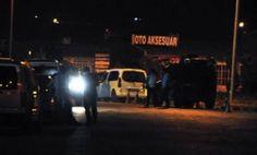 Mardin'de polis lojmanlarına roketli saldırı