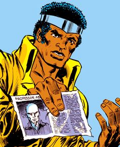 Luke Cage in Power Man and Iron Fist #58