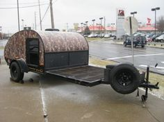 great for 4wheeler hauling