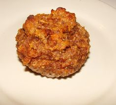 Mrs. Paleo: Sweet Potato Muffins - OMG!!!