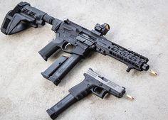 9MM AR-15 & GLOCK