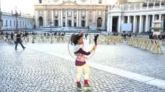 Let's visit Roma with me ;-).  I went to Rome for the first time and I hooped everywhere....  I hope you will love it!