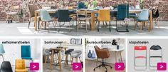 Stoel kopen? Jouw nieuwe stoelen koop je bij Leen Bakker!