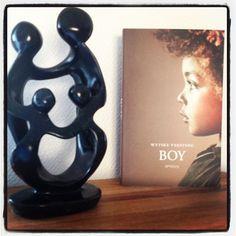 58/53 Boy/ Wytske Versteeg : een mooi opgeschreven, maar intriest verhaal....