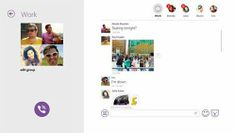 Viber app for Windows 8.1 now available for download.