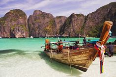 Koh-Phi-Phi seems to be the name of that place.