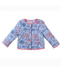 Louise Misha Jacket Eva grenadine blue