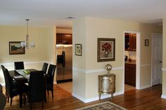 Kitchen Remodels For Split Level Homes | Marie Place Dining Room Renovation  With Split Level | Xcelrenovation