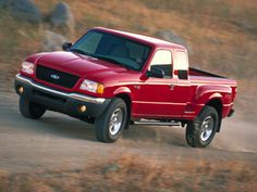 Ford Ranger...and it's been trucks ever since!