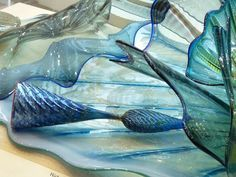Dale Chiluly art glass at Mayo Clinic