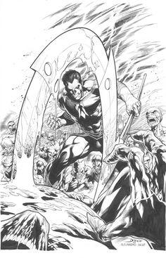 Shadowman Cover: Diego Bernard by boysicat.deviantart.com on @DeviantArt
