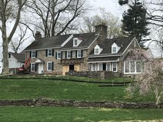 Getting started on The addition and renovation of another great Bucks County stone farmhouse!