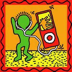 Keith Haring - Bad Painting - Underground Style