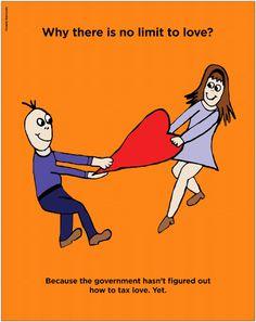 #sarcasm #irony #humor #heart #love #taxes #MartaIbarrondo #TheUnzippedTruth #unzippedtruth