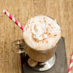 Gingerbread Hot White Chocolate- Gingerbread Hot White Chocolateyield 2 servings2 cups unsweetened vanilla almond milk1 1/2 oz white chocolatedash pure maple syrup1 tsp vanilla extract1/8 tsp almond extract1 tsp ground ginger1/2 tsp cinnamondash clovesdash nutmeg