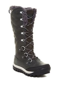 Isabella Lace-Up Boot