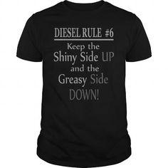 DIESEL RULE #6 - Hot Trend T-shirts