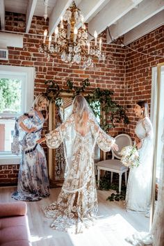 Officially Quigley Dresses Up with Rue De Seine x Lovely Bride Boho Wedding Dress, Dream Wedding Dresses, Wedding Goals, Our Wedding, Beach Wedding Favors, Marie, Dress Up, Wedding Inspiration, Bohemian Bride