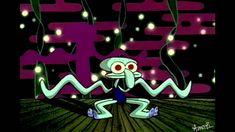 Squidward - Dance to Dubstep, via YouTube.