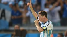 Messi magic takes Argentina through- A stunning injury-time goal by Lionel Messi has taken Argentina through to the Round of 16 with a 1-0 win over Iran in Belo Horizonte's Estadio Mineirao.