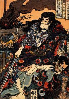 108 Heroes: Kyumonryu Shishin