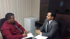 ENTREVISTA: Olho no Olho com o Presidente da Câmara Municipal de Paço do Lumiar.