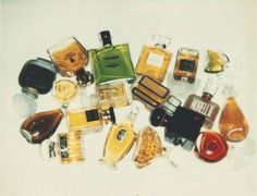 ANDY WARHOL (1928-1987) Perfume Bottles unique polaroid print 4¼ x 3 3⁄8 in. (10.8 x 8.6 cm.) Executed in 1979. Estimate: $5,000 - $7,000.