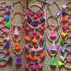 boho beads