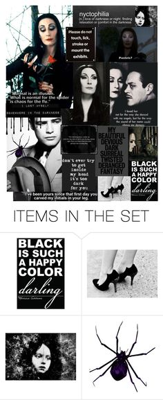 """""""Spider"""" by princeoftyre ❤ liked on Polyvore featuring art"""