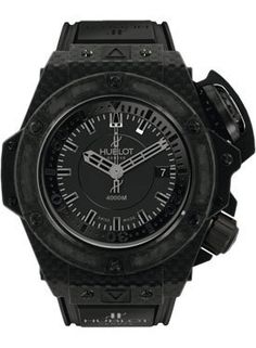 e0a61a08823 Hublot king power oceanographic 4000m all carbon 48mm limited edition brand  new - sold