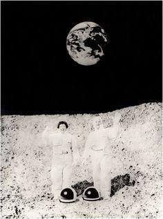 """First Women on the Moon"" | Helena Blomqvist"