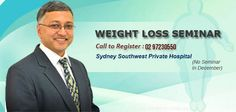 Register http://www.obesity-surgery.com.au/free-weight-loss-surgery-seminar.aspx for weight loss surgery seminar @ Liverpool, New South Wales on 26th of April 2016